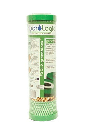 Hydro logic Stealth & Small Boy Green Carbon Filter 728805 by HydroLogic