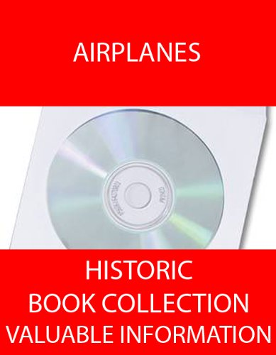 Airplanes! 21 Books About Airplanes And (Guillows Sopwith Camel)