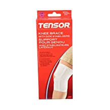 Tensor Knee Brace with Dual Side Stabilizers, M