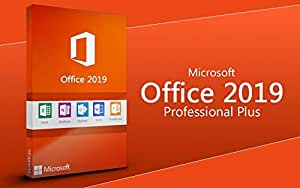 Office 2019 Professional - 1 License Key + OS Download - Same Day Delivery- Manual By matz