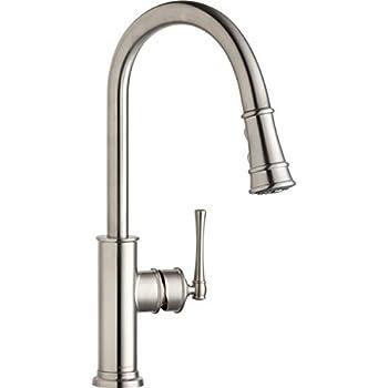 Elkay Lkgt3031ls Lustrous Steel Kitchen Faucets Touch On