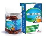 05 Boxes *60 tablets Thực Phẩm Chức Năng TIỀN LIỆT VƯƠNG - Herbal Helps reduce the symptoms of urinary disorders