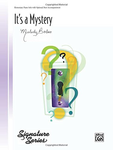 Download It's a Mystery (Signature Series) PDF