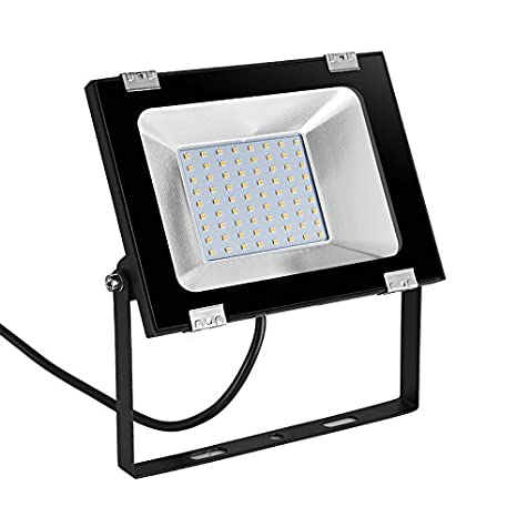 20W/30W/50W/100W/150W Floodlight Led Foco Proyector Led para Exterior Iluminación Decoración delgado cubierta exterior IP65 impermeable LED reflector ...