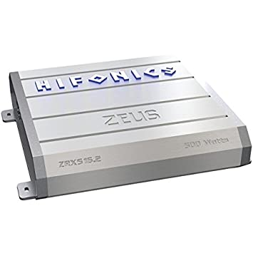 Hifonics Zeus ZRX516.2 500W Rms 2 Channel Amplifier