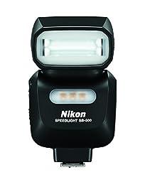 Nikon 4814 SB-500 AF Speedlight (Black)
