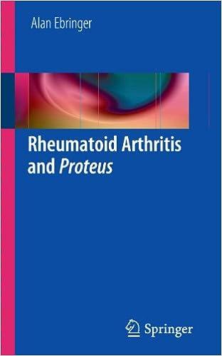 Rheumatoid Arthritis and Proteus