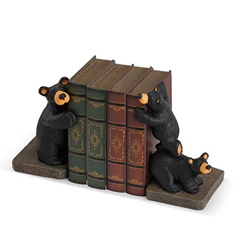 Big Sky Carvers Bearfoots Bear Trilogy Bookends