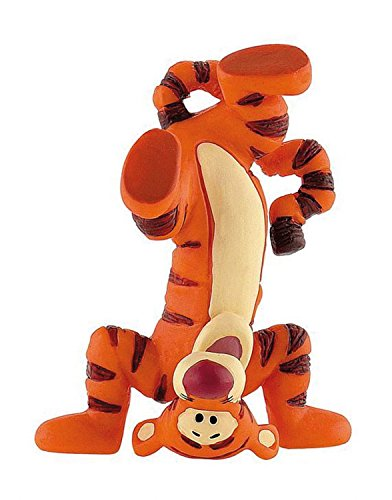 Bullyland Tigger Doing A Headstand Action Figure