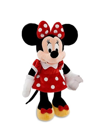 TW Steel 28 Inch Red Minnie Mouse Plush Doll - Jumbo Size...