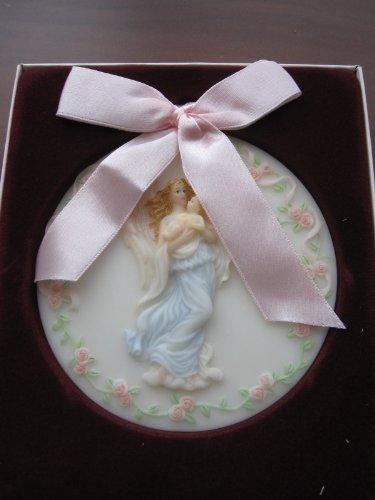 Seraphim Classics Angel Ornament....... Cradel Medal..Heaven's Helper