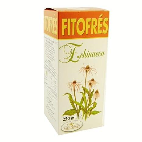 Soria Natural Fitofrés Echinacea Vitaminas - 250 ml: Amazon.es: Salud y cuidado personal
