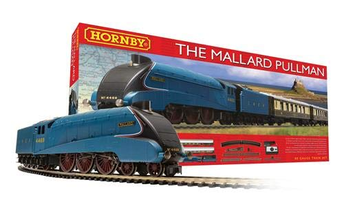 Hornby The Mallard Pullman A4 Pacific #4468 OO Train Set