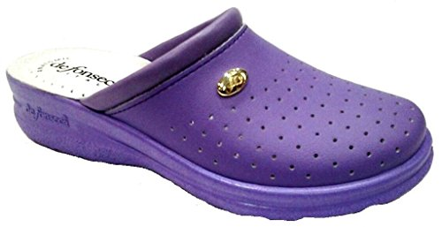 De Fonseca , Chaussons pour femme violet lilas 38 EU