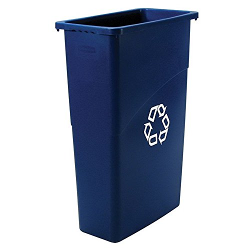 Waste Container, 87 L - Blue ()