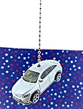 Mercedes AMG GT Dark Grey Mercedes Benz Diecast Ceiling Fan Light Pull Chain Ornaments