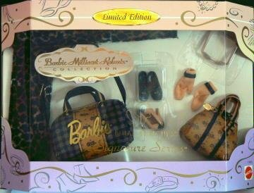 Barbie Final Touches Fashion Accessories BMR SIGNATURE SERIES - Limited Edition