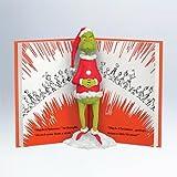 2011 Hallmark A SHOCKING SURPRISE Dr. Seuss's How the Grinch Stole Christmas Ornament