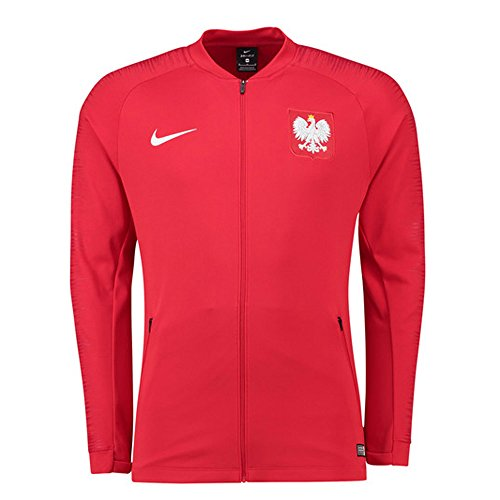 (Nike 2018-2019 Poland Anthem Jacket)