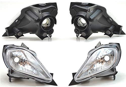 (Yamaha Raptor 700, 350, YFZ 450, YFZ450, Wolverine Right/Left Headlight )