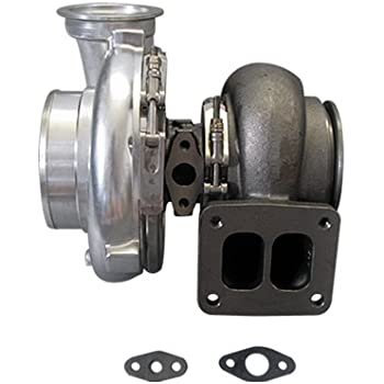 GT45 GT45R Ball Bearing Turbo Charger 76mm wheel T4 1.15AR Anti Surge