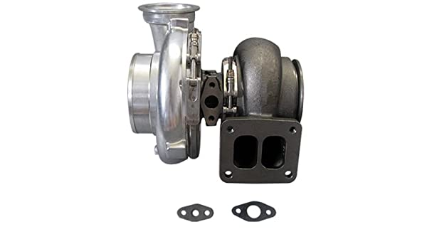 GT45 GT45R Ball Bearing Turbo Charger 76mm wheel T4 1 15AR Anti