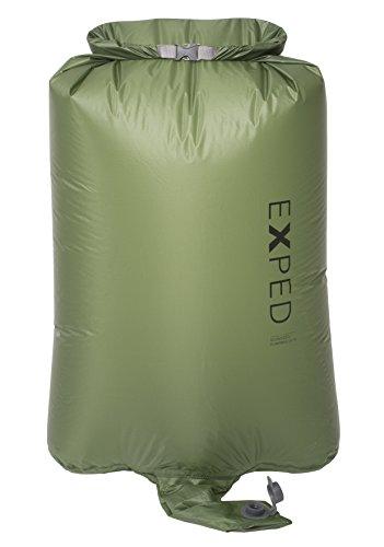 Exped Schnozzel Pumpbag UL, Green, Medium (Bag Sleeping Nylon Exped)