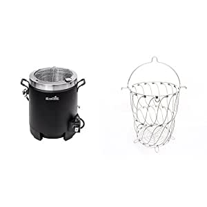 The Big Easy Oil-less Turkey Fryer with The Big Easy Better Basket
