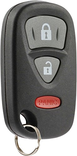 2004-2006 XL-7 KeylessOption Keyless Entry Remote Car Key Fob for 2004-2005 Suzuki Grand Vitara Pack of 2 2005-2007 Aerio OUCG8D-246S-A
