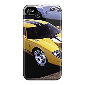 First-class Case Cover For Iphone 4/4s Dual Protection Cover Gt40 by supermalls
