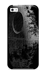 New Premium BbXldIL5456aWSNn Case Cover For Iphone 5c/ Star Wars Death Star Protective Case Cover