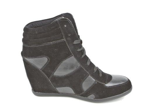 Damen Sneaker Schnürschuhe Schuhe Turnschuhe Damenturnschuhe Halbschuhe 37