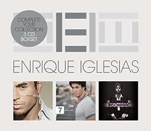 Enrique Iglesias Triple Pack