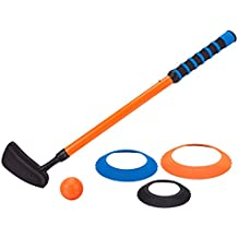 Nerf Sports Challenge Outdoor Toy, Putt and Go Golf