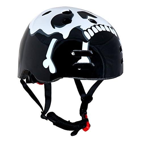 """Casque """"Tête de mort"""" pour Skate/Vélo/BMX Sport Direct™"""