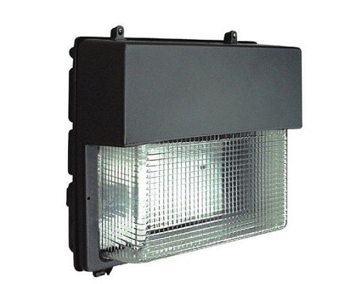Ark Lighting Slim Wall Pack ASM727-175MH/PS 175W METAL HALIDE PULSE START QUAD TAP ()