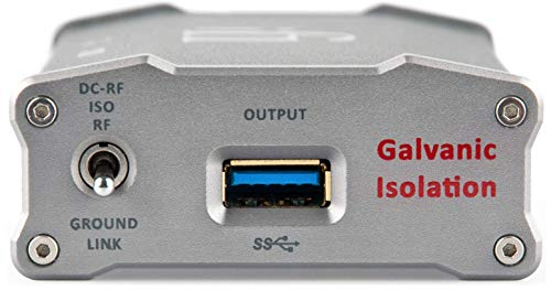 Nano iGalvanic3.0 with Galvanic Isolation for USB 3.0