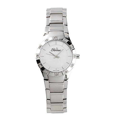 Reloj mujer Perseo 6041 acero cuarzo suizo