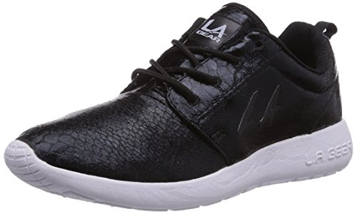 Noir Homme La Gear Sunrise 01 black Schwarz Baskets Mode XffnT6x4