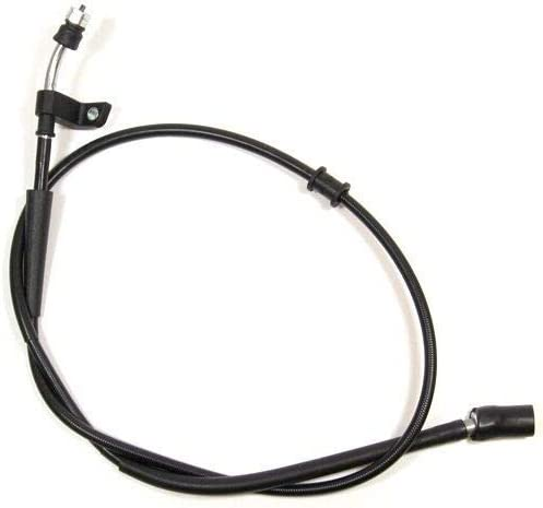 598679 Piaggio Genuine OEM Flexible Speedometer Cable for Piaggio Beverly 598957 598748 OEM part numbers 599685 56454R 400-500cc From 2003 to 2009