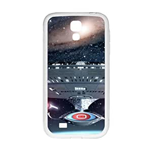 Mysterious Spaceship Fahionable And Popular High Quality Back Case Cover For Samsung Galaxy S4