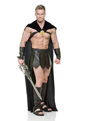 (CHARADES Spartan Legions Cross Shoulder Adult Costume)