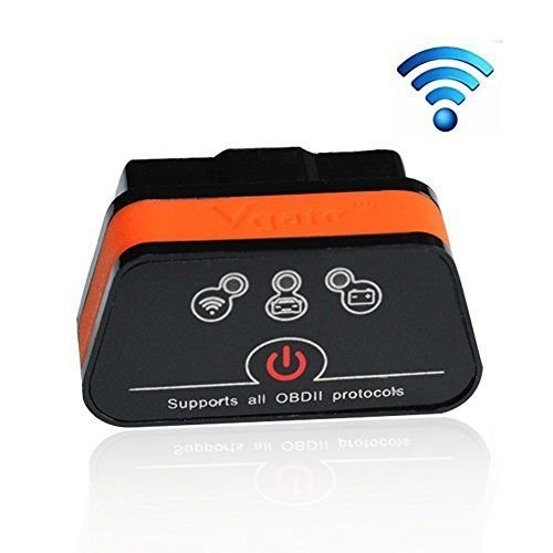Vgate icar2WiFi Voiture Le diagnostic Interface Interface Scanner adepter Diagnostic pour iOS Android