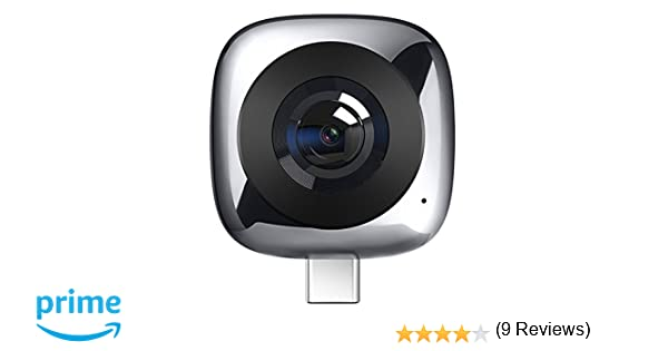 Huawei EnVizion 360 CV60, Cámara Panorámica 360º VR Video Dual 13MP, gris (Gray): Huawei: Amazon.es: Electrónica