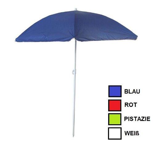 Camping Strandschirm Sonnenschirm Gartenschirm Sonnenschutz Schirm in 4 Farben