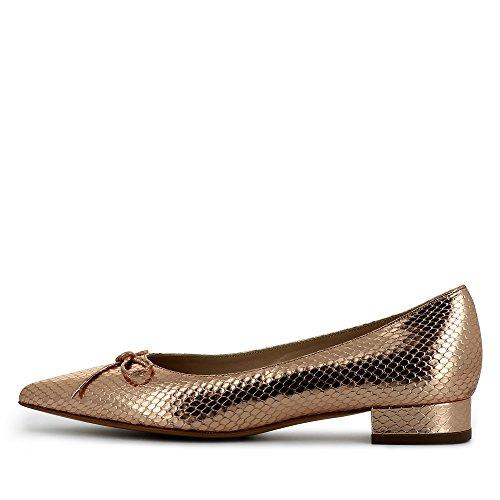 Rose Shoes Femme Optique Franca Vieux Escarpins imprimé Evita Serpent 8wd4xUPF