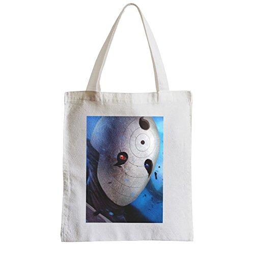 Große Tasche Sack Einkaufsbummel Strand Schüler obito naruto uchiha sharingan ninja manga Rinnegan