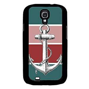 Cool Painting White Anchor Samsung Galaxy S4 I9500 Case Fits Samsung Galaxy S4 I9500