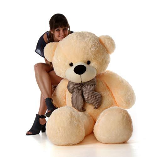 Giant Teddy Stuffed Huggable Cuddles