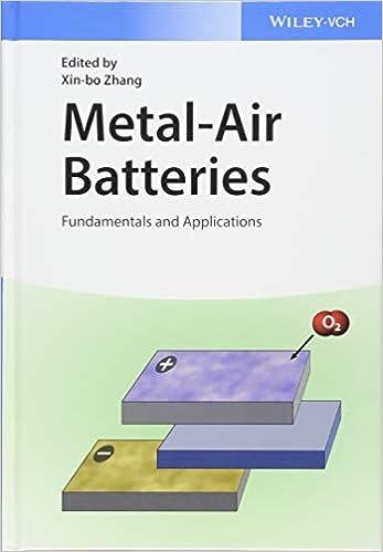 Metal-Air Batteries: Fundamentals and Applications: Xin-bo